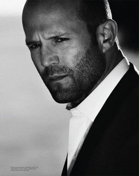 Jason Statham! (handsome. strong & knows how to rock a suit.. can't ask for more!!)