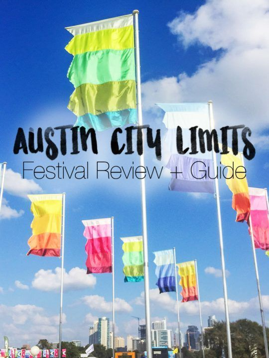 Austin City Limits Festival Review +Guide breaks ACL down into 17 categories to explain ALL the the festival is about and what you need to know before you go!