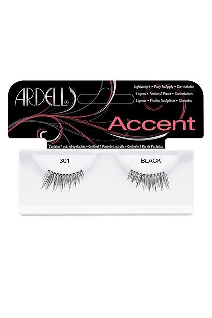 Half-lashes can be good for everyday  Ardell Lash Accents Pair Style 301, $11.05, available at Amazon.