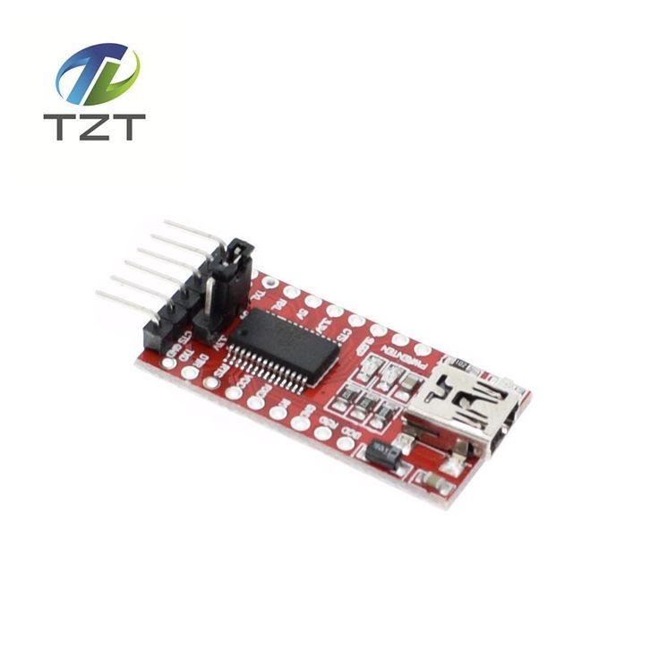 1PCS FT232RL FT232 FTDI USB 3.3V 5.5V to TTL Serial Adapter Module Mini Port