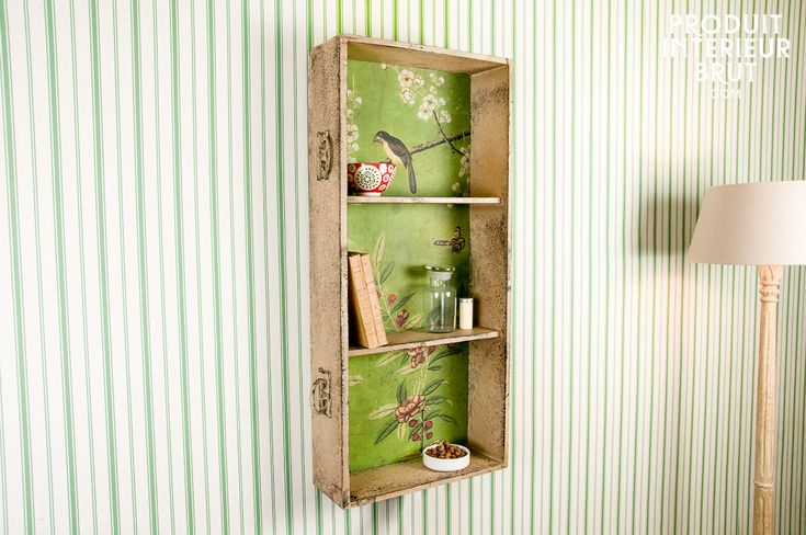1000 id es sur le th me tag res shabby chic sur pinterest for Etagere campagne chic