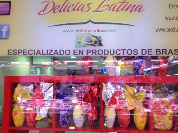 Delicias Latina | www.deliciaslatina.es |Pinned from PinTo for iPad|