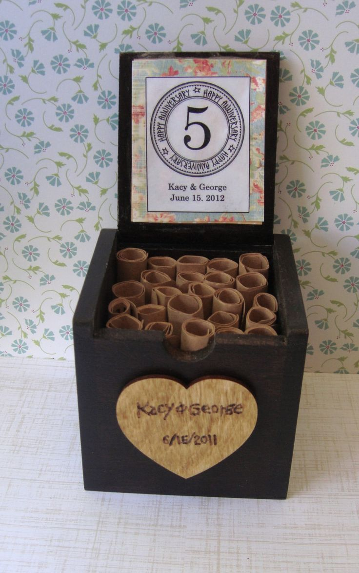 5 Year Wedding Anniversary Gift Ideas Wood : 1000+ ideas about Wood Anniversary Gifts on Pinterest Wooden Spoons ...