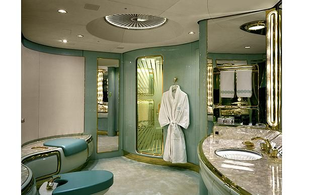 191 best images about jets helicopters on pinterest for Private jet bathroom