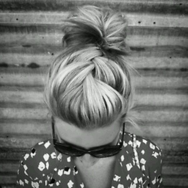 26 Updos for EveryDay Hair ...