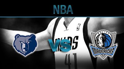 Memphis Grizzlies at Dallas Mavericks Tickets