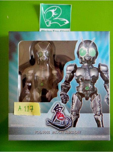 A 117 - Hero In Action Kamen Rider Shadowmoon