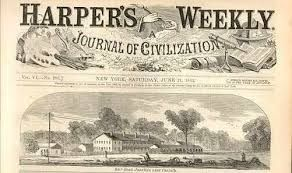 Harper's Weekly: A Journal of Civilization was an American political magazine that was extremely popular during the Gilded Age because it was one of the cheapest papers to afford.