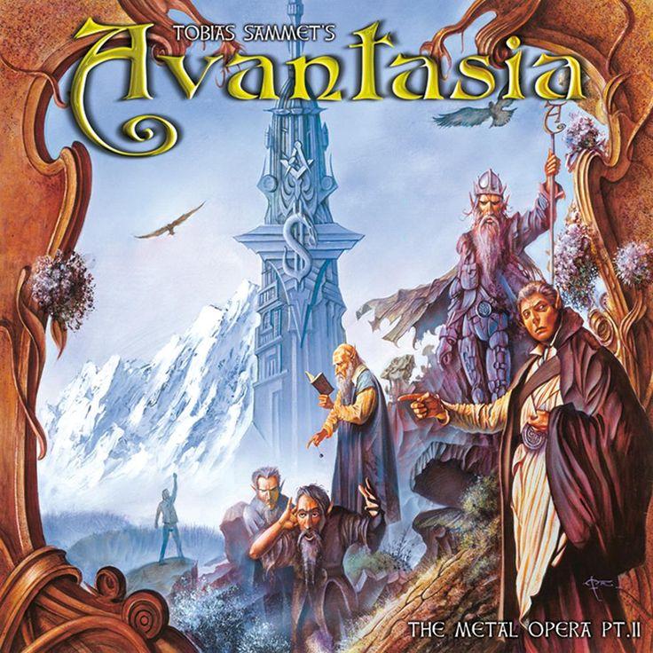 The tower of Avantasia