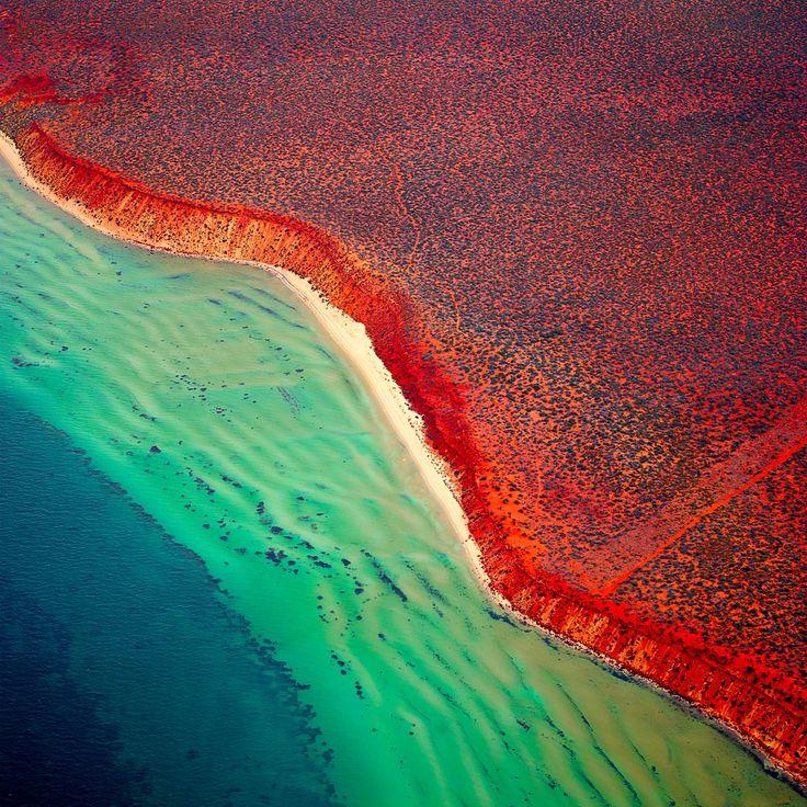 Shark Bay Western Australia, World Heritage Site - Photography by Christian Fletcher