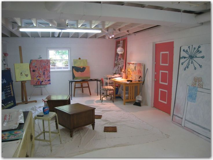 basements studios ideas dreams studios artists studios art studios