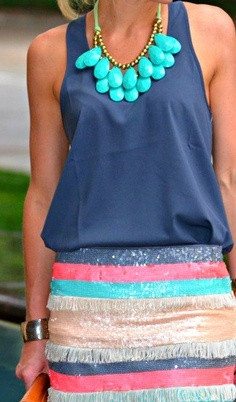 Women Summer Clothing 2013- great skirt