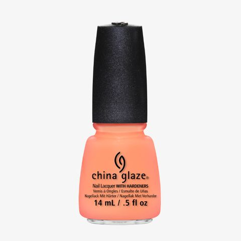 China Glaze Sun Of A Peach Nail Polish (Sunsational Collection) | Live Love Polish