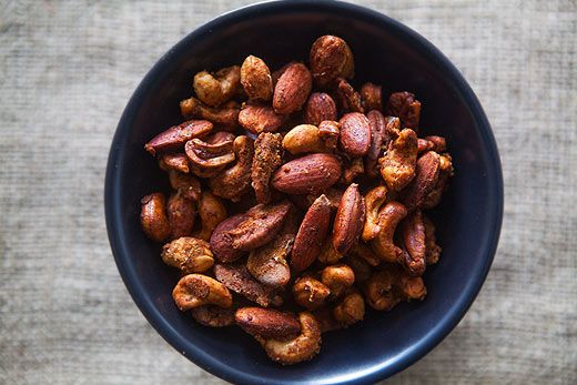 Chipotle-Lime Nuts