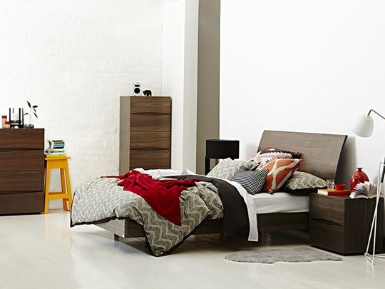 SNOOZE // CALIBRE BED FRAME
