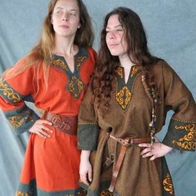 Keltische tuniek