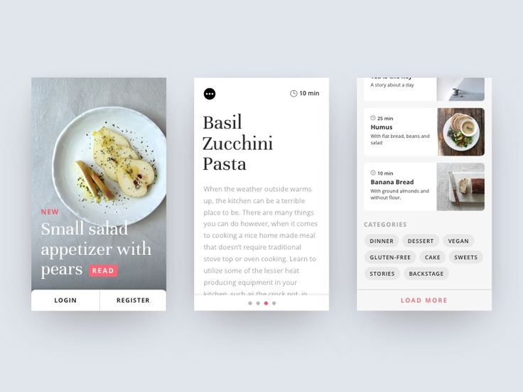Hey Dribbble friends!   Did you know that cooking is a passion of mine? Sometimes, it is comparable with designing a layout. It's not always easy to present and prepare food on a plate. It needs tr...