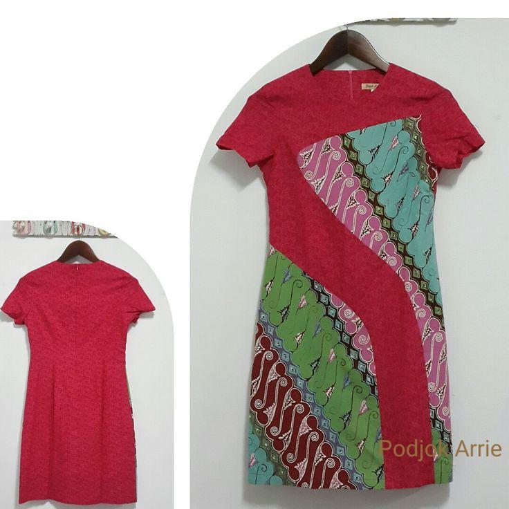 Dress Batik Cirebon