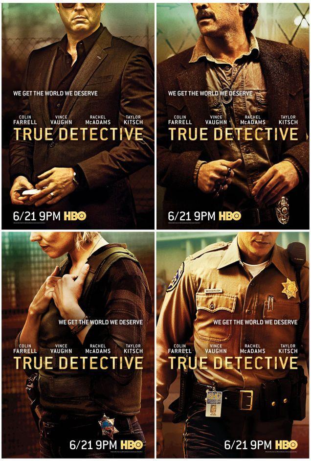 2:1 Watch~it True Detective Season 2 Episode 1 Online HBO