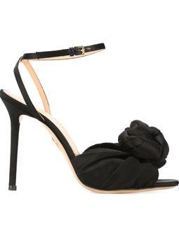Escarpins en cuir Coco TwistThe Row Cv09aS5e
