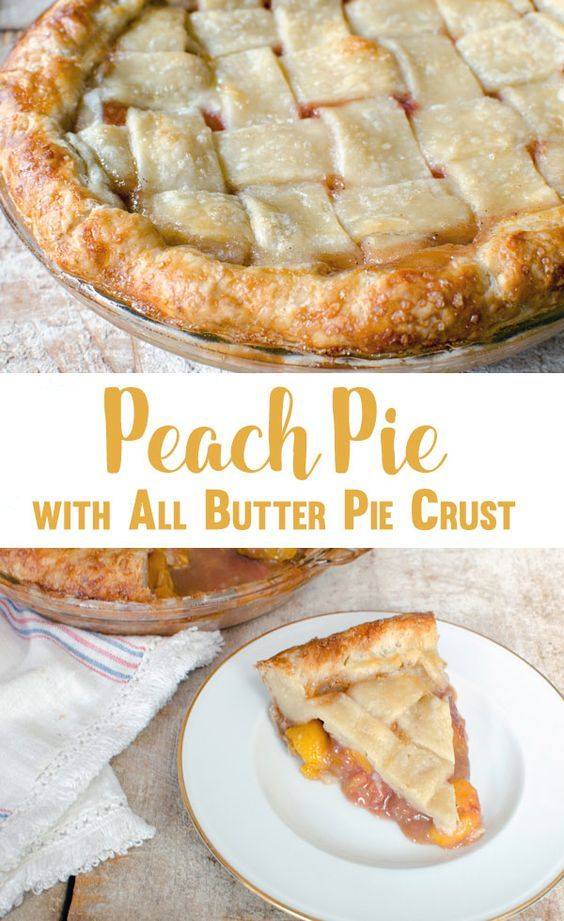 All Butter Pie Crust on Pinterest | Pie Crusts, Butter Pie and Pies ...