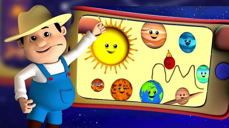 planètes chanson | Chanson préscolaire | enseigner planètes | Educationa...Vos amis Farmees ont apporté un télescope et ont montré les différentes planètes de notre système solaire. Pour vous assurer que les bébés ne manquent pas le plaisir. Ils ont même inventé une chanson spéciale pour les planètes pour les aider à les apprendre facilement. #FarmeesFrancaise #Planetssong #learnplanets #kidslearning #enfants #bébés #préscolaire #kidsvideos #chansonsfrancaises #pourenfants #frenchrhyme…