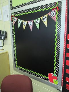 Tales of a Teacherista: Classroom Organization Really cute and simple!