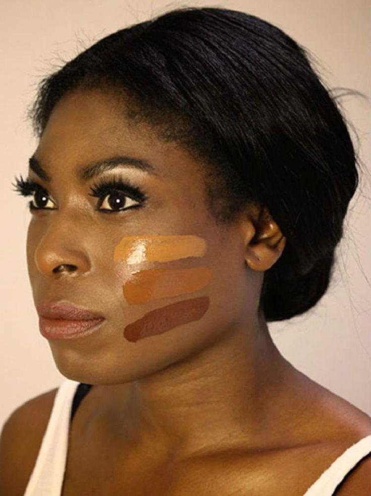 8 Conselhos De Maquiagem Para Quem Tem A Pele Negra