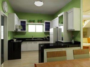Desain Interior Dapur Untuk Rumah Minimalis Dengan Konsep Modern