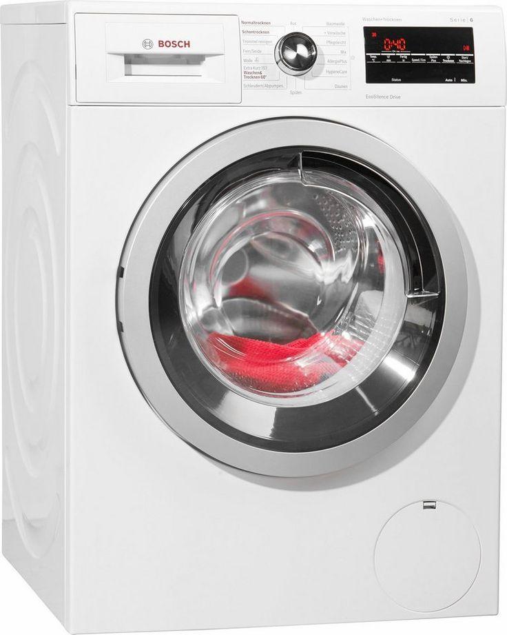 BOSCH Waschtrockner WVG30442, A, 8 kg / 5 kg, 1500 U/Min online kaufen | OTTO