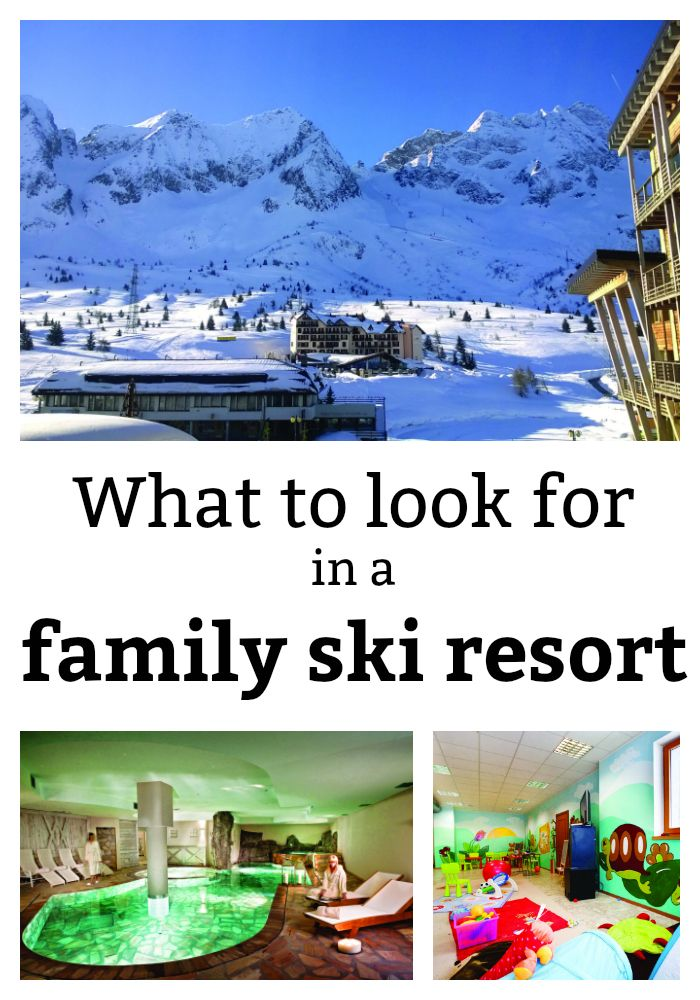 How do you pick a family-friendly ski resort? Here are tips on what to look for when choosing your family ski resort, plus a preview of Italian resort Passo Tonale and our trip there with Crystal Ski.
