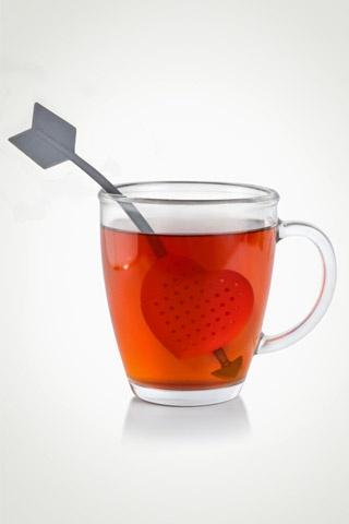Muito amor! >> Infusor de chá Collector