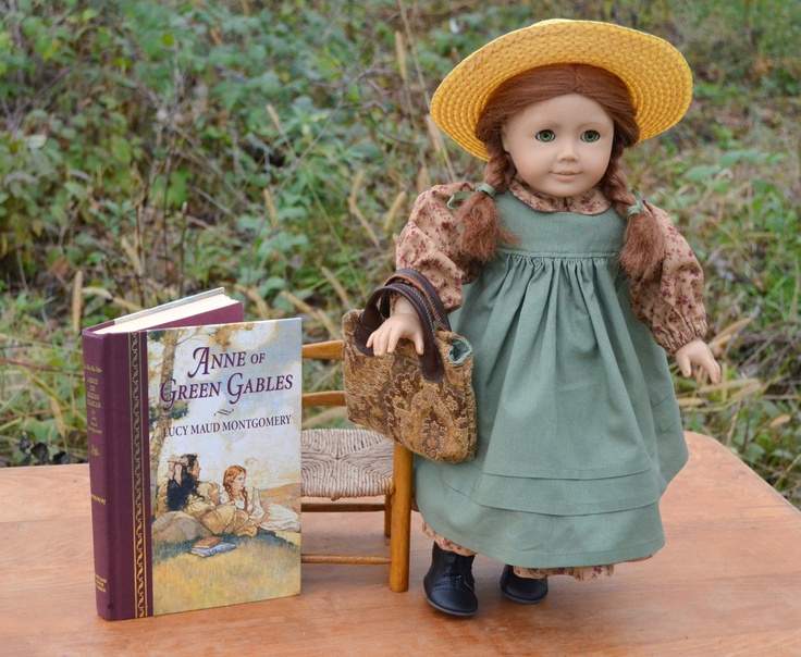 89 best anne of green gables dolls images on pinterest for Anne of green gables crafts
