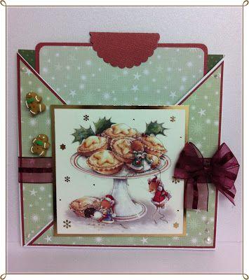 Makey Bakey Mice Christmas Hunkydory Kit