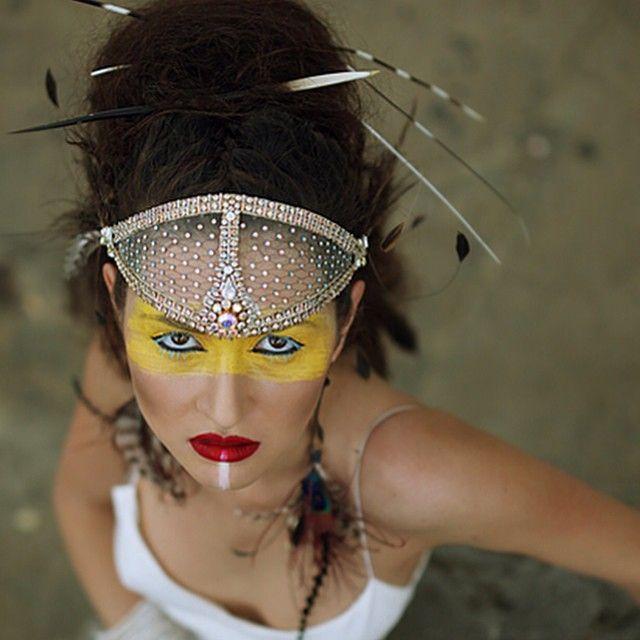 Амазонка #accessories #bridal #bohemianbride #bride #boho #victoria_spirina