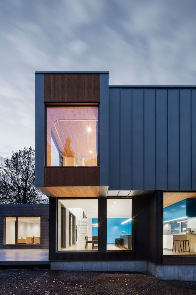 Gallery - Bic V Angl / NatureHumaine - 9 #Architects #Construction #Architecture http://www.arcon.pk/design-ideas