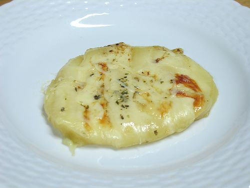 Provoleta – Grilled Provolone Cheese - Argentine grilled cheese appetizer - THE BEST!!!