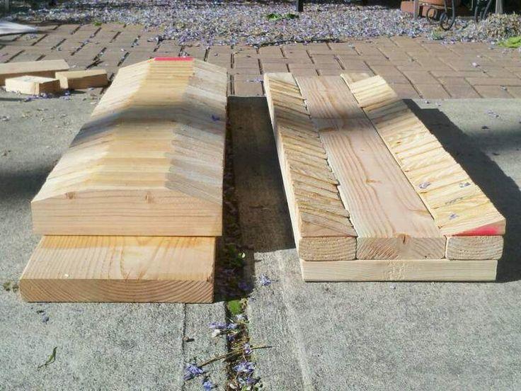 how to make a longboard deck press