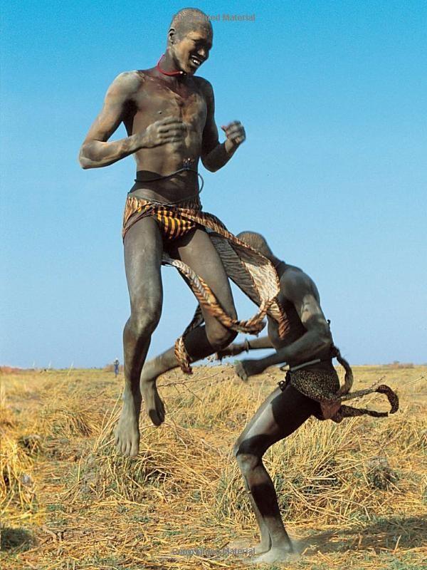Dinka: Legendary Cattle Keepers of Sudan: Angela Fisher, Carol Beckwith