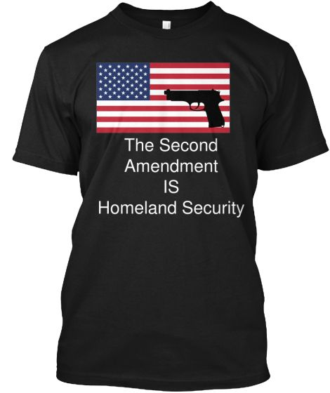 The 2nd Amendment IS Homeland Security