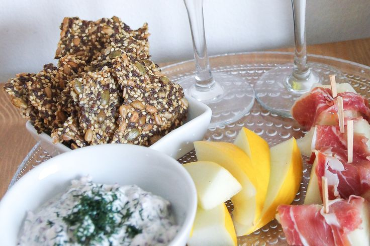 Recept: fröknäcke & skagenröra | SWEATLI