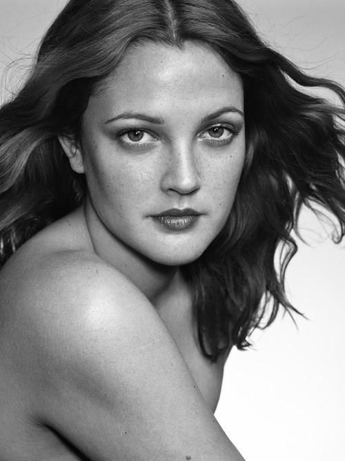 Drew Barrymore. Photo by: Mark Abrahams (Visit the site to read her interview on motherhood, beauty and sunny disposition)