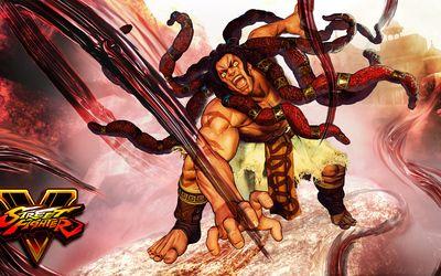 Necalli in Street Fighter V Wallpaper