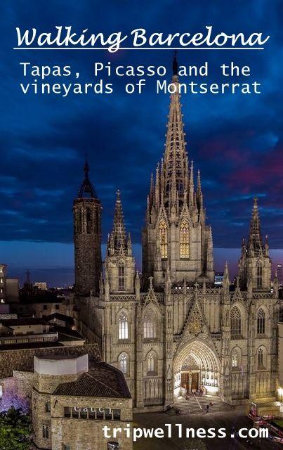 Walking tours of Barcelona - Three ways to explore,taste and see the city. Photo courtesy of Xavier Villanova Solano via Trover