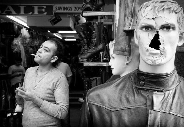The Street Photography of Nils Erik Larson street photography black and white