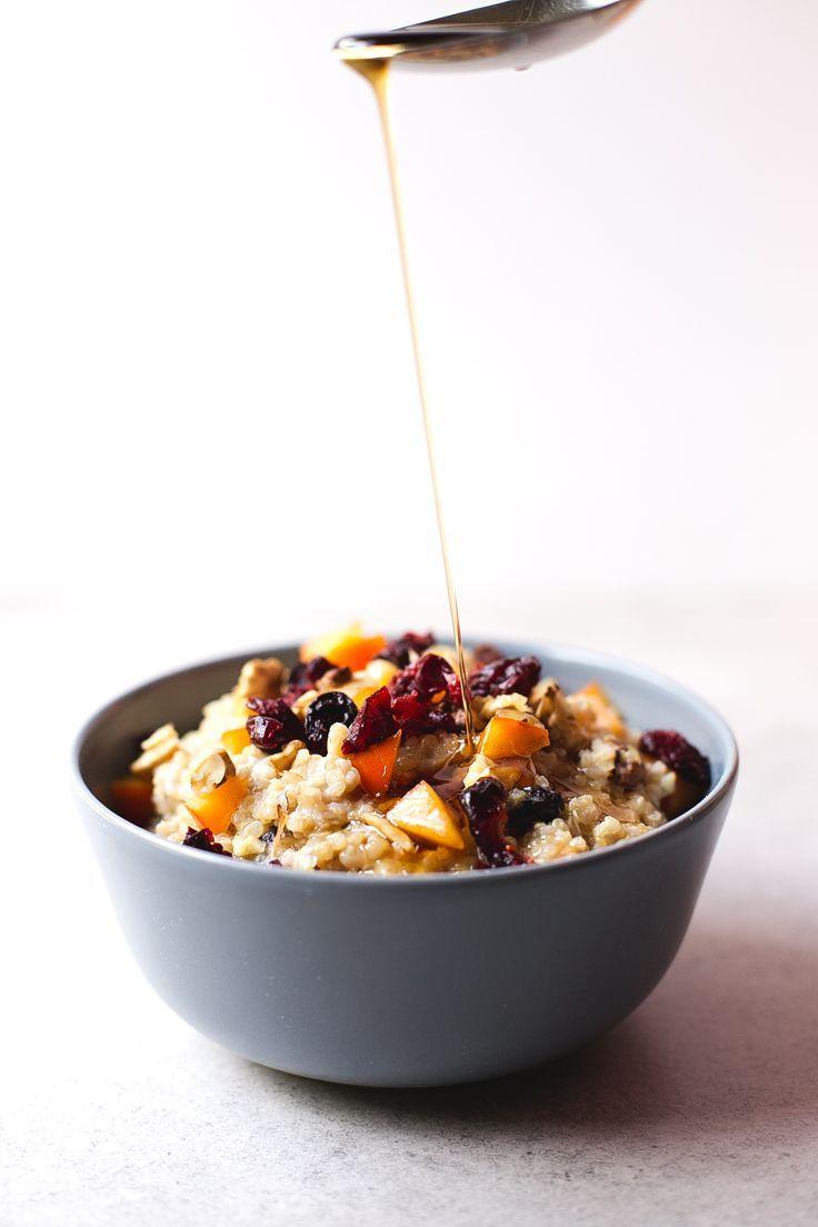Vegan Breakfast Quinoa Bowl Recipe Vegan Breakfast Recipes Vegan Gluten Free Breakfast Breakfast Bowls