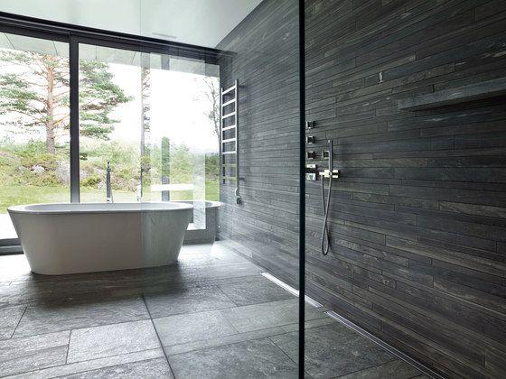 Tiles | Outdoor flooring | Valser Quarzit Steinparkett in 6-8 cm. Check it on Architonic
