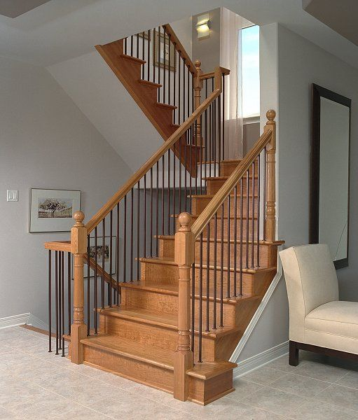 Short Stairs Ideas: Simple Residential Stair Designs - Bing Images
