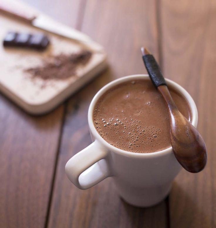 Chocolat chaud à la française – sans lait - Ôdélices : Recettes de cuisine faciles et originales !