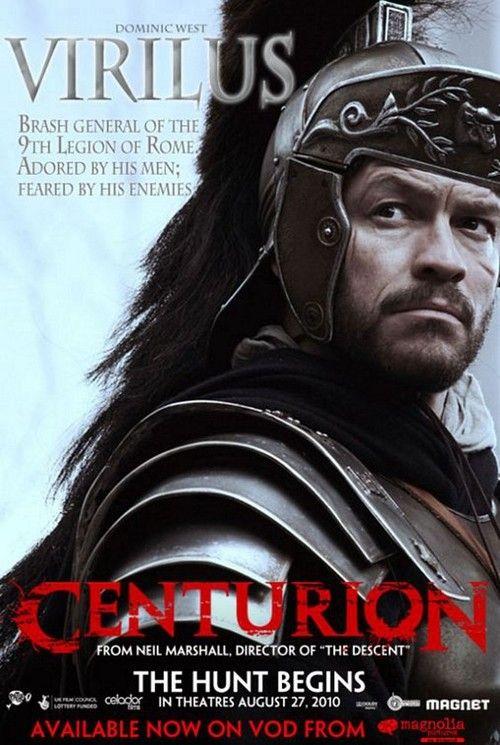 Watch Centurion 2010 Full Movie Online Free